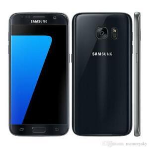 MINT 9.5/10 Samsung Galaxy S7 SM-G930P - 32GB - Black Onyx - SPRINT UNLOCKED
