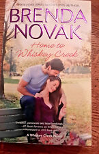 Home to Whiskey Creek by Brenda Novak  Paperback (2013) Very Good Condition