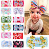 1×Kid Girl Baby Headband Toddler Lace Bow Flower Hair Band Accessories Headwear
