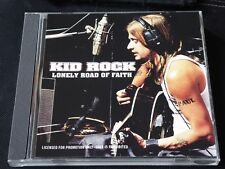 Kid Rock - Lonely Road Of Faith (2 TRACK PROMO CD SINGLE) COCKY