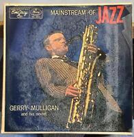 GERRY MULLIGAN SEXTET mainstream of jazz LP VG+ MG 36101 EmArcy 1956 w/Inner