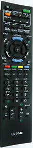 Replacement Universal Remote Control Fits Sony With 3D, Internet Button