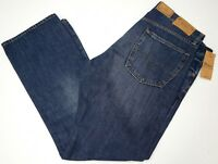 NWT $89 POLO RALPH LAUREN Bootcut JEANS MENS Waist Size Blue NEW Cotton