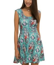 Disney The Little Mermaid Ariel Stained Glass Dress Size XXL New With Tags!