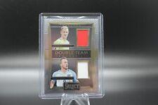 2016-17 Panini Select Soccer - Harry Kane & Joe Hart - England - Double Relic