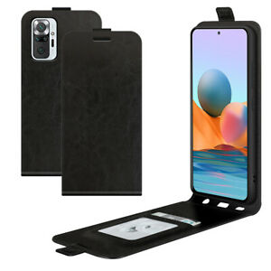 For Xiaomi Redmi note 10 Pro / India Magnetic Vertical UP down Flip Leather Case