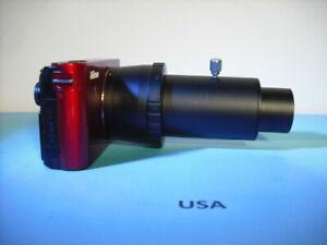 Nikon 1 J1 & V1 MirrorLess camera adapter 2 Telescope 4 Prime Focus & Projection