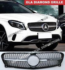2013-17 Mercedes X156 grille,diamond AMG/GLA45,Sport,One-fin/,GLA200D,250,220D