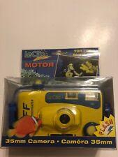 Vtg 1988 Keystone LeClic TUFF Underwater 35mm Waterproof Motorized Camera Flash