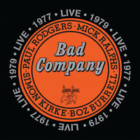 Bad Company - Bad Company Live in Concert 1977 & 1979 [New CD]