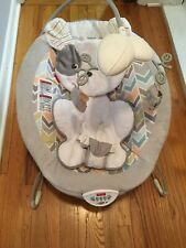 Fisher-Price My Little Snugapuppy Deluxe Bouncer Local Pickup Only
