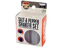 Camping Salt & Pepper Shaker Set
