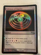 MTG MRD Talisman of Impulse *MRM* FR//VF 4x Talisman d/'impulsion