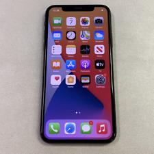 Apple iPhone X - 64GB - Gray (Unlocked) (Read Description) BJ1173