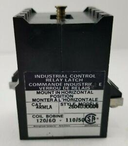 Used westinghouse ARMLA latch relay