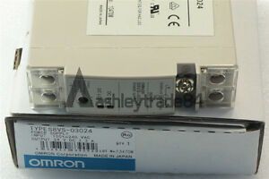 1PC New Omron S8VS-03024 100-240VAC Switching Power Supply