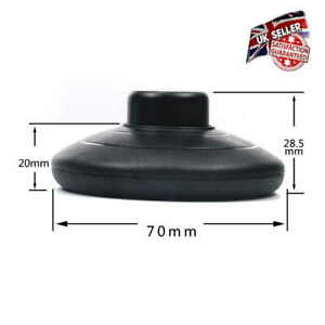 Foot Switch For Lamp Or Light - Floor Switch For Lamp In Black