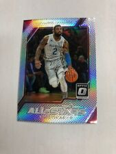 2017-18 Panini Donruss Optic Kyrie Irving #13 All-Stars Refractor Silver