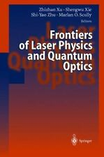Frontiers of Laser Physics and Quantum Optics : Proceedings of the...