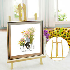 40cm/50cm A4/A3 Size Table Top Display Beech Wood Artist Art Easel Craft Wooden