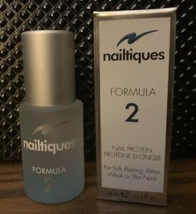 Nailtiques formula 2          Size LARGE   1/2 Oz   15ml