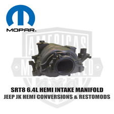 SRT8 6.4L Hemi Engine Intake Manifold: Jeep Wrangler JK, TJ or Restomods