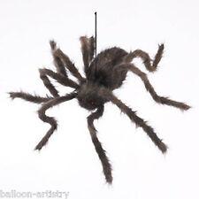 "30 ""Halloween Horror Hairy MONSTER SPIDER TARANTULA Prop da appendere decorazione"