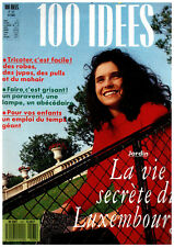 ▬► 100 IDÉES  167 (1987) MODE_COUTURE_TRICOT_OUVRAGES_DIDIER DECOIN