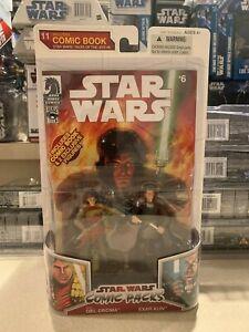 Star Wars Comic Pack 11 Ulic Qel-Droma & Exar Kun Tales of the Jedi #6 MIP