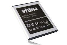 original vhbw® AKKU für Samsung i9100 Galaxy S2 GalaxyS2 Batterie Accu