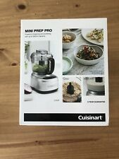 Cuisinart Mini Prep Pro, Brand New In Box, Has Never Been Used