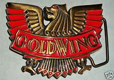 Honda Gold Wing Belt Buckle 1982 Baron Goldwing