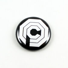 Robocop Omni Consumer Products Logo 1 Inch Pinback OCP sci-fi action classic