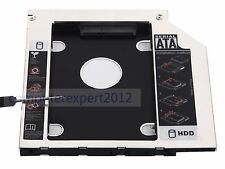 SATA 2nd HDD SSD Caddy for Asus UL80VT-A1 UL80JT UL80V UL80 G551JM-DM053H R551L