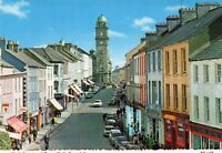 HIGH ST & TOWN HALL ENNISKILLEN CO FERMANAGH IRELAND BAMFORTH POSTCARD No.RT426R
