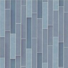 NEW LUXURY ERISMANN LEVANTE GEOMETRIC TEXTURED EMBOSSED BLOWN VINYL WALLPAPER