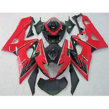 Red INJECTION ABS Fairing Bodywork For SUZUKI GSXR1000 GSXR 1000 05 06 K5 13B