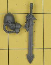 Warhammer 40K SM Dark Angels Deathwing Command Terminator Power Sword