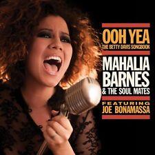 Mahalia Barnes, Maha - Ooh Yea: The Betty Davis Songbook [New CD]