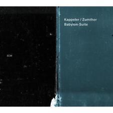 CD de musique suite pour Jazz sur album