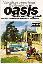 Oasis - Be Here Now: The Chord Songbook. Sheet Music for Lyrics & Chords(with Ch