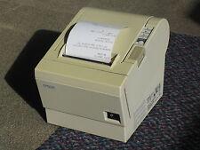 Epson-TM-T88 TM-T88I 88 M129A Thermal Receipt Ticket POS Printer Serial Incl PSU