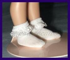 Lace Trim Ankle SOCKS Anklets for RILEY KISH Mini American Girl PUKIFEE