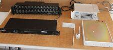 Pro Audio Lot.... White 4001 Urei 533 RTS 416 Sabine FBX 900 ... All Church Use