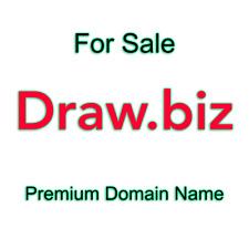 Draw.biz Domain Name For Sale. Preimium Domain Name