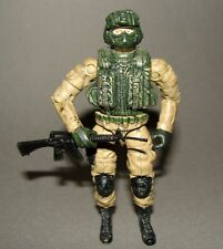 1:18 BBI Elite Force U.S  Army Helicopter Black Hawk Gunner Crew Figure Pilot 4""