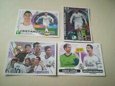 Lot Of Cristiano Ronaldo Cards Real Madrid Stickers Ediciones Este La Liga CR7
