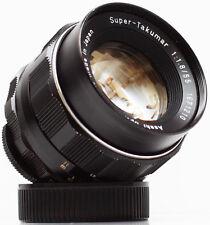 Super Takumar 55mm F/1.8 M42 Mount Prime Lens For SLR DSLR M4/3 Camera & Samples