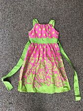 Beautiful Girls Size 14 Rare Editions Spring/Summer Dress Perfect Condition