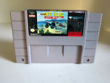 Super Off Road: The Baja Nintendo SNES  Game only,